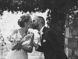 Le nozze di Giorgia e Andre 1