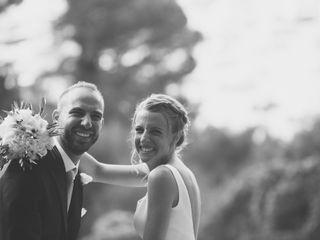 Le nozze di Giorgia e Andre