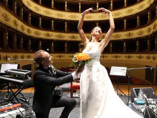 Le nozze di Angelica e Riccardo