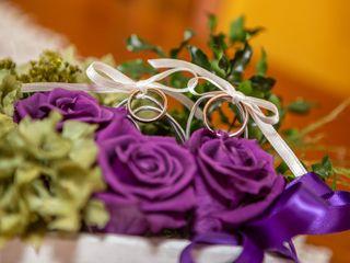 Le nozze di Melissa e Antonio 1