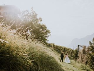 Le nozze di Romina e Kai
