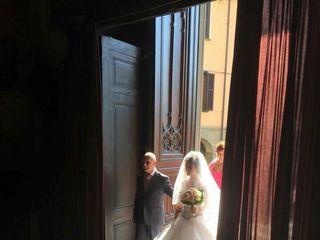 Le nozze di Isabel  e Alberto  1