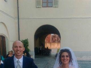 Le nozze di Isabel  e Alberto  2
