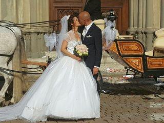 Le nozze di Isabel  e Alberto