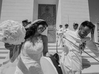 Le nozze di Pamela e Mino