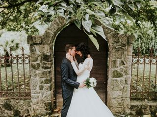 Le nozze di Camilla e Federico