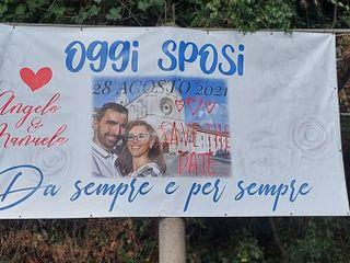 Le nozze di Angelo e Manuela 1