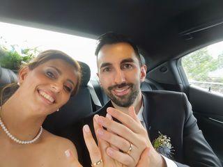 Le nozze di Angelo e Manuela
