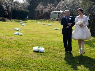 Le nozze di Francesco e Melissa
