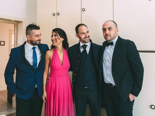Il matrimonio di Stefano e Valeria a Uri, Sassari 10