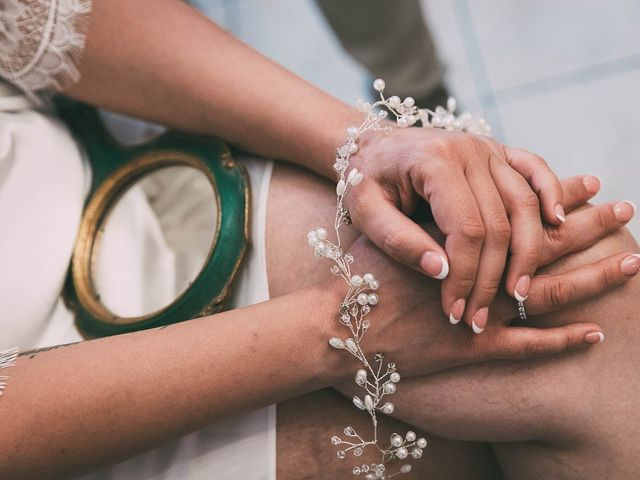 Il matrimonio di Stefano e Valeria a Uri, Sassari 21