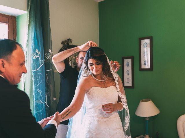 Il matrimonio di Stefano e Valeria a Uri, Sassari 33