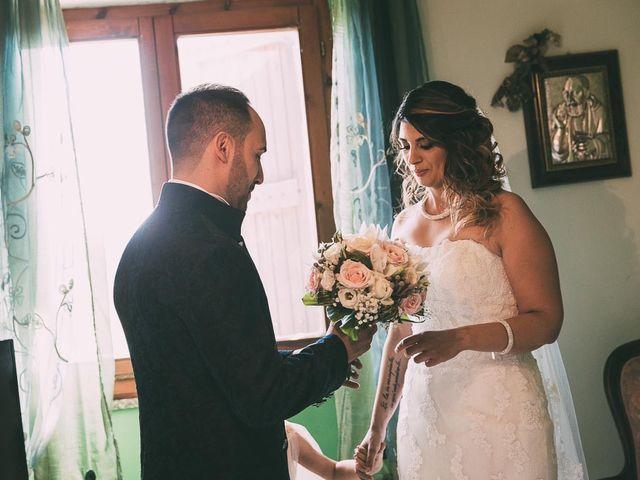 Il matrimonio di Stefano e Valeria a Uri, Sassari 35