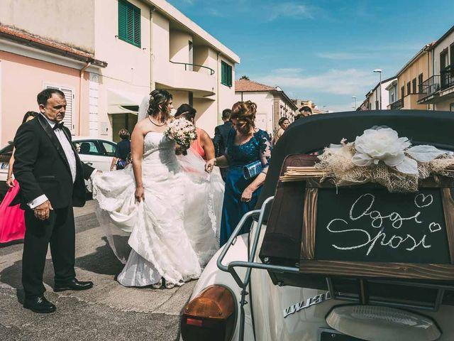 Il matrimonio di Stefano e Valeria a Uri, Sassari 36
