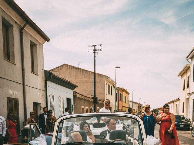Il matrimonio di Stefano e Valeria a Uri, Sassari 37