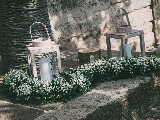 Il matrimonio di Stefano e Valeria a Uri, Sassari 40