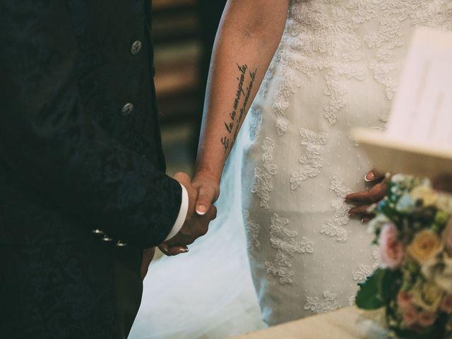 Il matrimonio di Stefano e Valeria a Uri, Sassari 41
