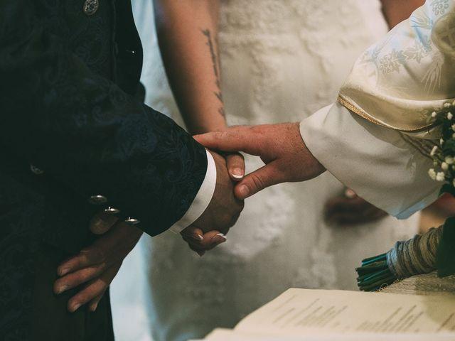 Il matrimonio di Stefano e Valeria a Uri, Sassari 42
