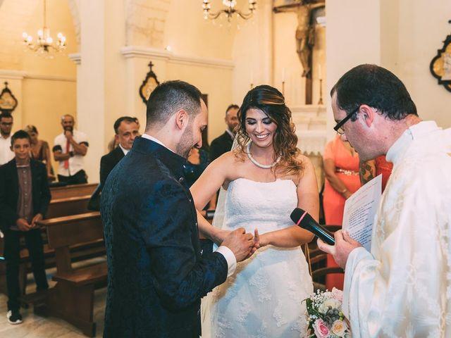 Il matrimonio di Stefano e Valeria a Uri, Sassari 43