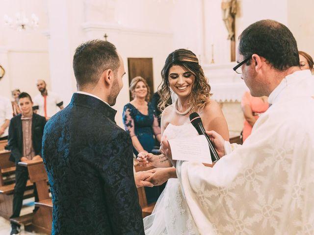 Il matrimonio di Stefano e Valeria a Uri, Sassari 44