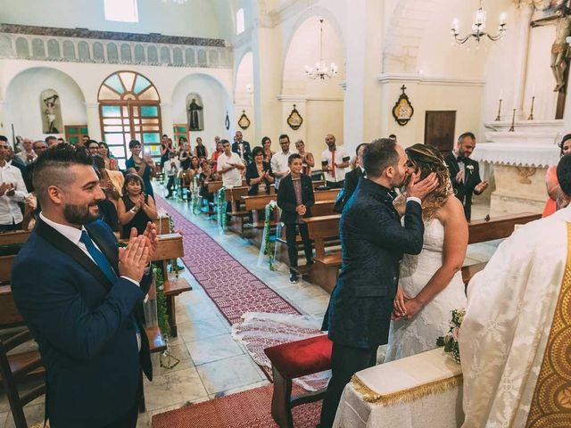 Il matrimonio di Stefano e Valeria a Uri, Sassari 45