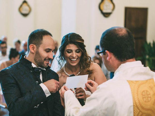 Il matrimonio di Stefano e Valeria a Uri, Sassari 46