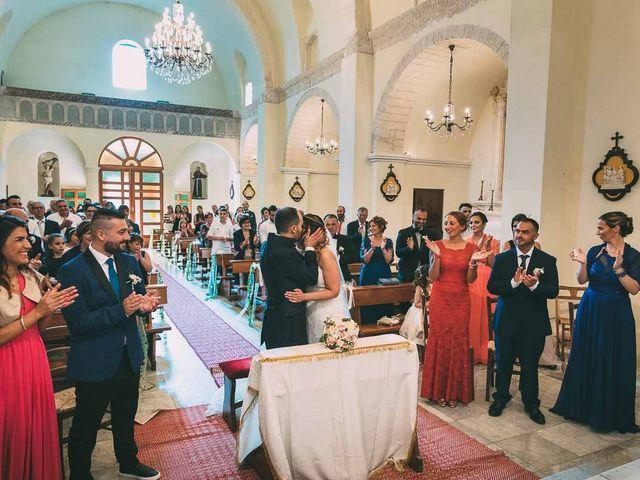 Il matrimonio di Stefano e Valeria a Uri, Sassari 47