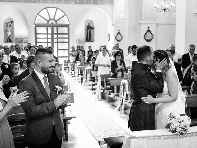 Il matrimonio di Stefano e Valeria a Uri, Sassari 48