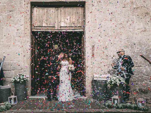 Il matrimonio di Stefano e Valeria a Uri, Sassari 50