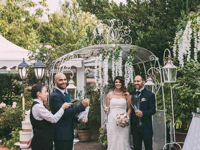 Il matrimonio di Stefano e Valeria a Uri, Sassari 60