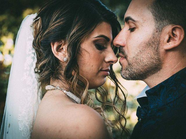 Il matrimonio di Stefano e Valeria a Uri, Sassari 74