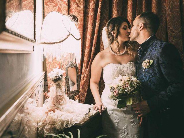 Le nozze di Valeria e Stefano