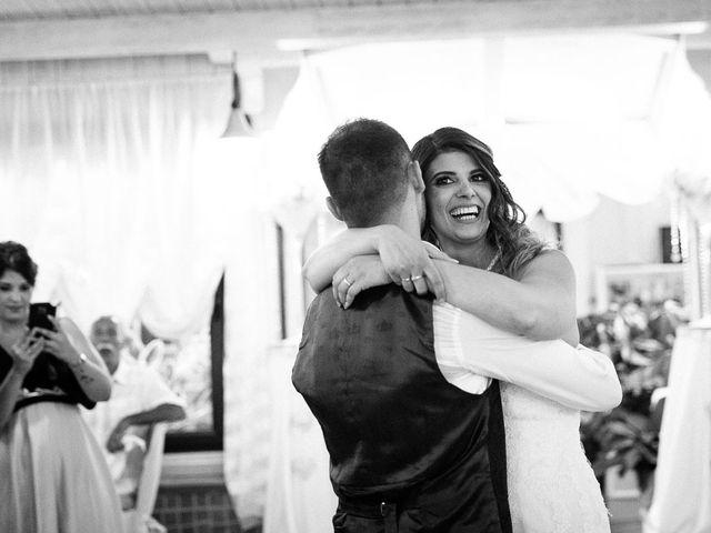 Il matrimonio di Stefano e Valeria a Uri, Sassari 83