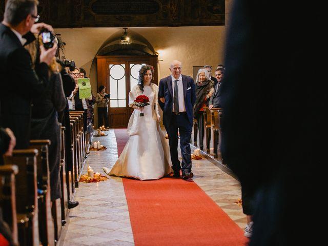 Il matrimonio di Marius e Elisa a Sanzeno, Trento 23