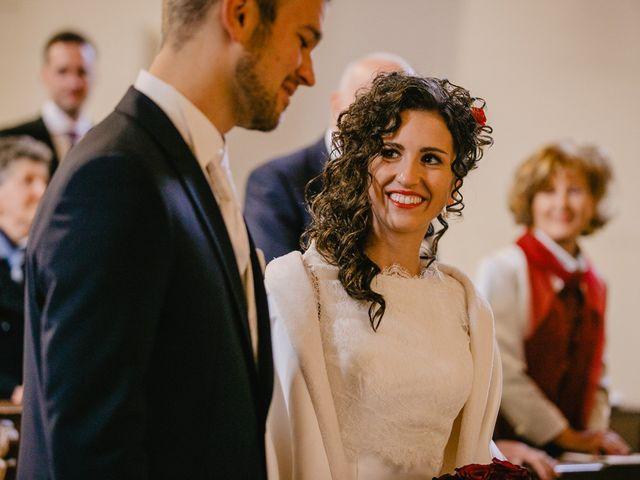 Il matrimonio di Marius e Elisa a Sanzeno, Trento 25