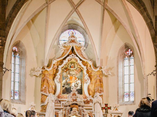 Il matrimonio di Marius e Elisa a Sanzeno, Trento 26