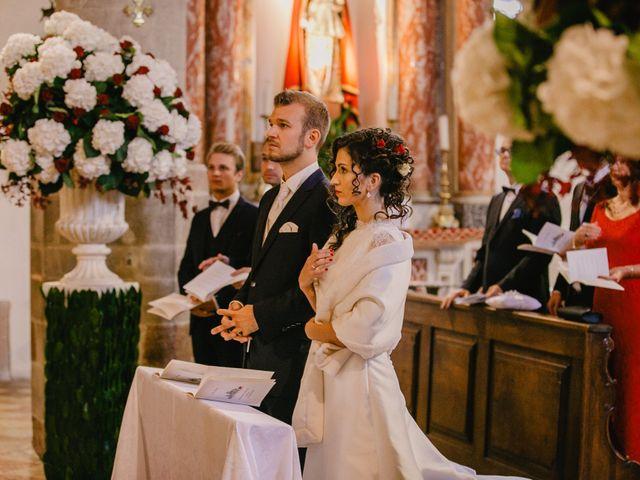 Il matrimonio di Marius e Elisa a Sanzeno, Trento 27