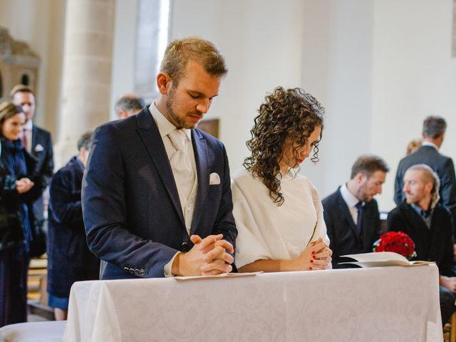 Il matrimonio di Marius e Elisa a Sanzeno, Trento 33