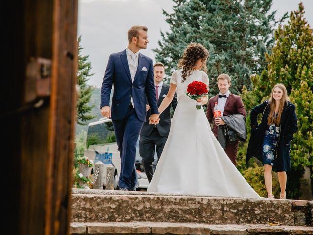 Il matrimonio di Marius e Elisa a Sanzeno, Trento 36
