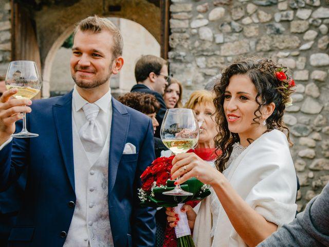 Il matrimonio di Marius e Elisa a Sanzeno, Trento 37