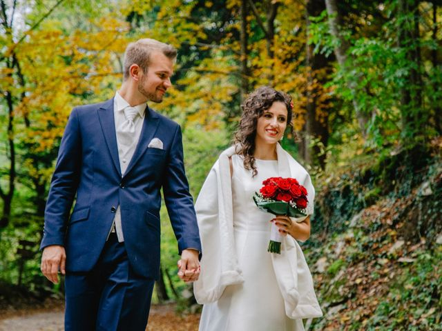 Il matrimonio di Marius e Elisa a Sanzeno, Trento 38