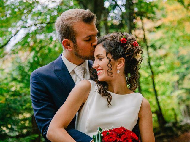 Le nozze di Elisa e Marius