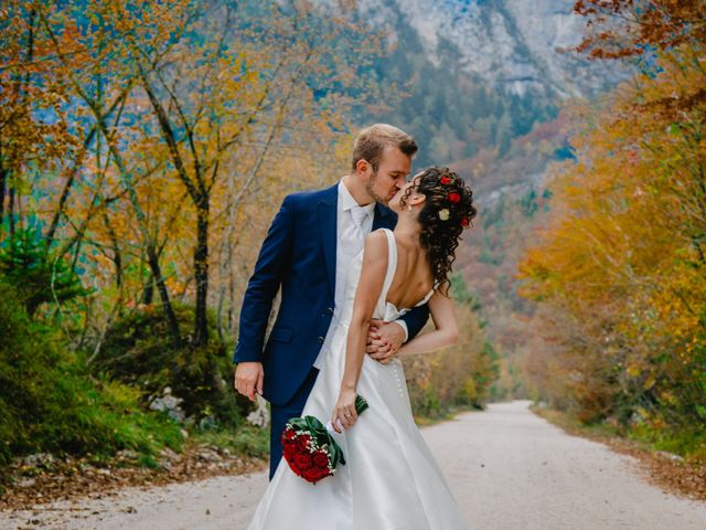 Il matrimonio di Marius e Elisa a Sanzeno, Trento 42