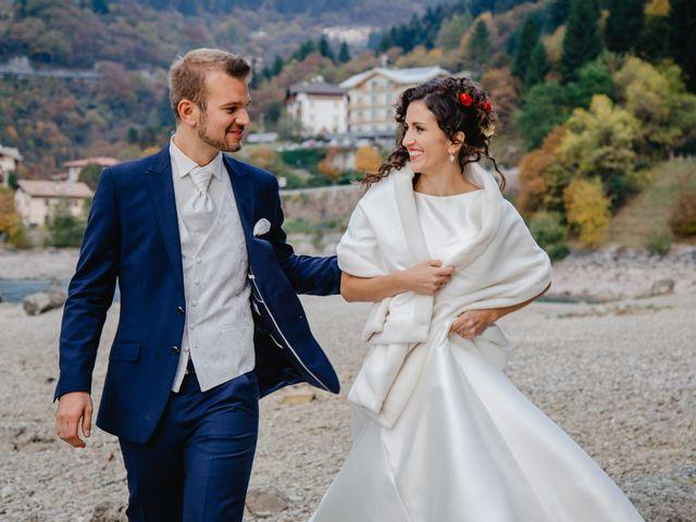 Il matrimonio di Marius e Elisa a Sanzeno, Trento 43