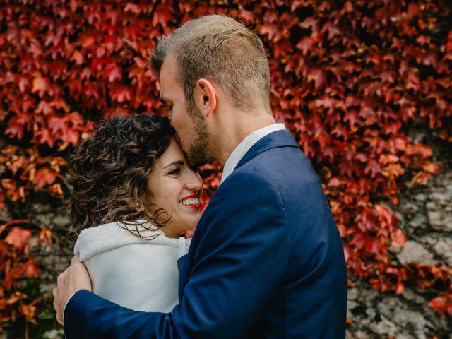 Il matrimonio di Marius e Elisa a Sanzeno, Trento 45