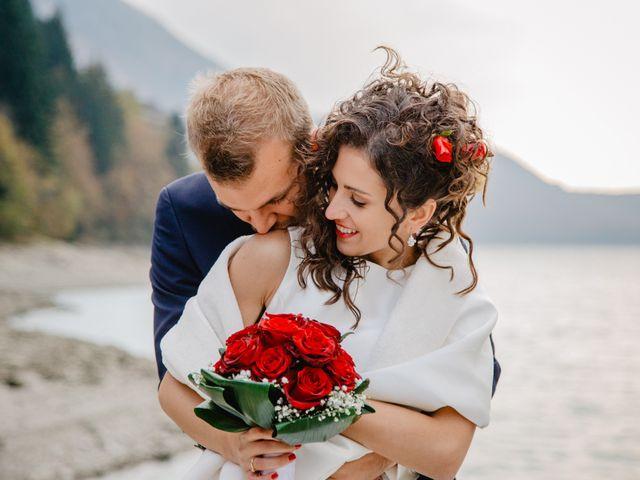 Il matrimonio di Marius e Elisa a Sanzeno, Trento 47