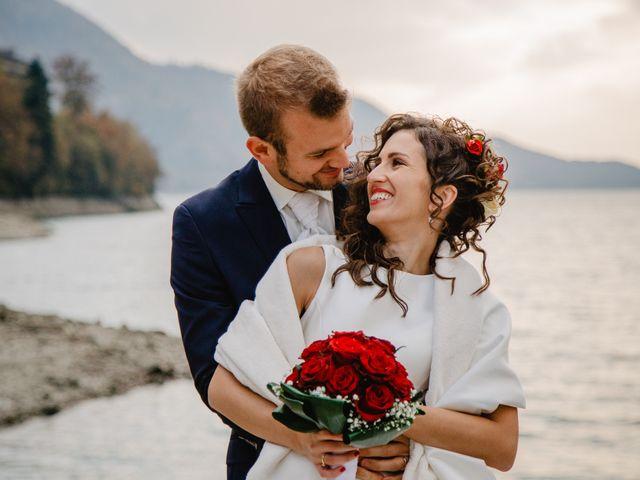 Il matrimonio di Marius e Elisa a Sanzeno, Trento 48