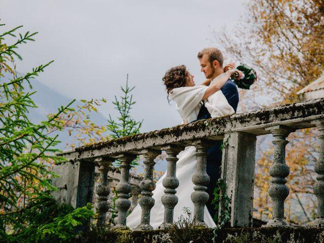 Il matrimonio di Marius e Elisa a Sanzeno, Trento 51