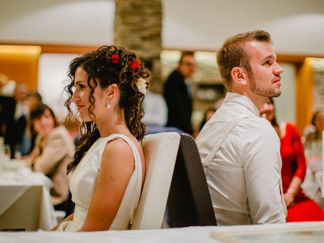 Il matrimonio di Marius e Elisa a Sanzeno, Trento 59