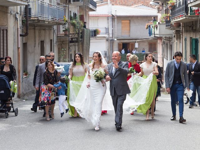 Il matrimonio di Rocco e Elisa a San Calogero, Vibo Valentia 15